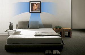 LG ArtCool кондиционер впишется в интерьер квартиры