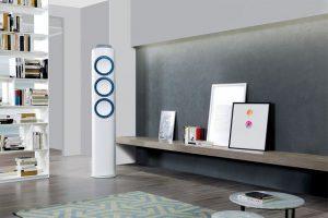 Напольный кондиционер для дома Samsung Q9000