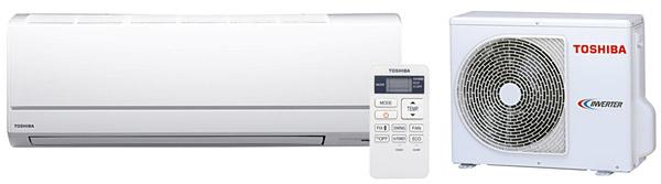Экономичная сплит-система Toshiba RAS-07EKV-EE