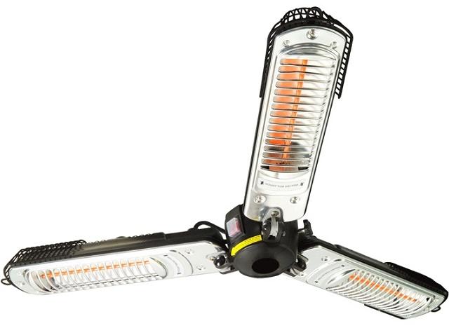 Инфракрасный обогреватель с терморегулятором