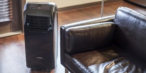 Мобильный кондиционер без воздуховода для дома