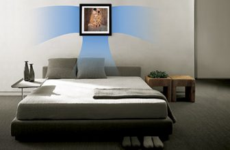 Кондиционер с картиной LG ArtCool  прекрасно впишется в интерьер любой квартиры
