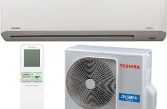 Экономичный кондиционер Toshiba ras 10 среднего класса